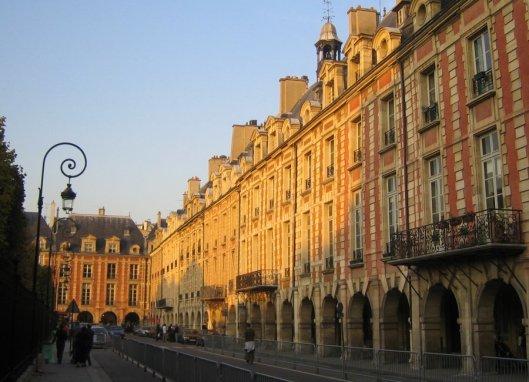 Paris-place-des-vosges